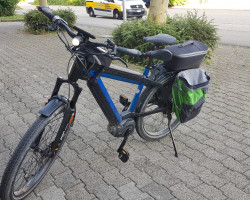 Riese & Müller Supercharger Gt Nuvinci Hs