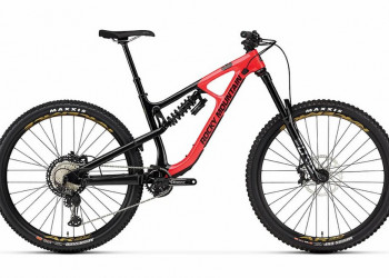 Testvelo, Rocky Mountain, Slayer Carbon 70, 29 Zoll, red/black, M,