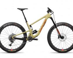 Mountainbike, Santa Cruz, Hightower, Aluminium, Desert, M, Beachten Sie die Bestimmungen des Herstellers, Rahmennummer: HA911340532