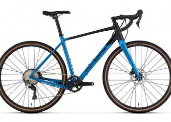 Gravel, Rocky Mountain, Solo 50, GRX, schwarz/blau, L, 2 Jahre Garantie, beachten Sie die Bestimmungen, Rahmennummer: SOLO50