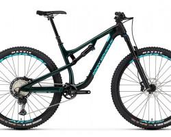 Mountainbike, Rocky Mountain, Instinct, Carbon 70, black/turquoise, L, 2 Jahre Garantie, beachten Sie die Bestimmungen, Rahmennummer: V01VV192855E