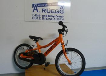 Puky Kindervelo ZLX 16  Alu racing orange