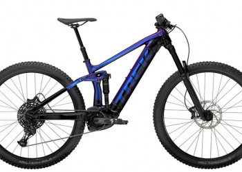 Trek > Rail 5 625 W, Purple Flip/Trek Black M