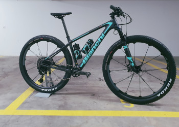 Bianchi Methanol CV RS countervail Methanol CV RS countervail