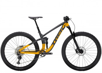 Trek Fuel Ex 5 S 29 Wheel Lithium Greymarigold 2021