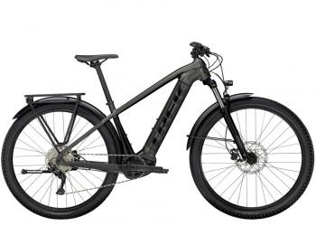 Trek Powerfly Sport 4 Equipped Xs 27.5 Wheel Lithium Greytrek Black