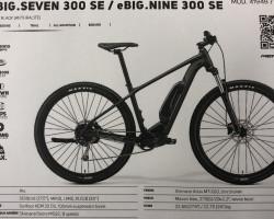 MERIDA E Big-Nine 300 SE