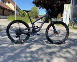 Mountainbike, Santa Cruz, Megatower C, XX1 AXS, strom grey, Medium,