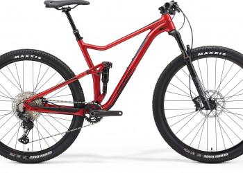 One-Twenty Rc Xt-Edition Glossy Redmatt Black M - 17.5
