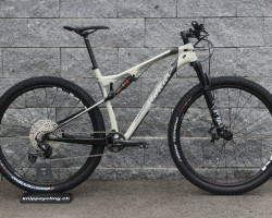 Wilier BIKE 110FX XT 1X12 MT501 Gr. L CREAM