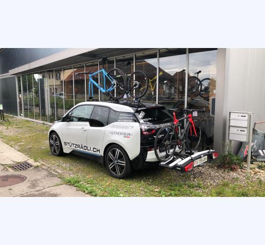 Treefrog Pro 3 Saugnapf Fahrradträger