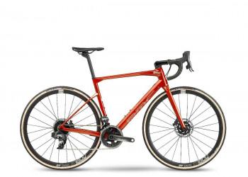 BMC Roadmachine One (Red Amber & Silver)  (58)