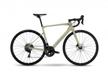 BMC Roadmachine Six (Metallic Sand & Dark Green)  (56)