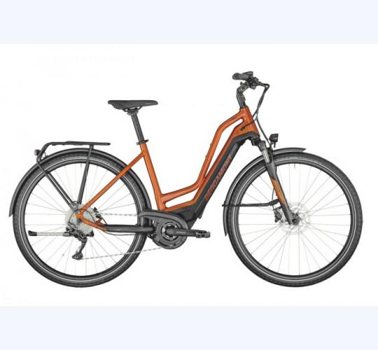 Elektrovelo, Bergamont, E-Horizon Edition Amsterdam, Bosch Performance, orange, 48, 2 Jahre Garantie
