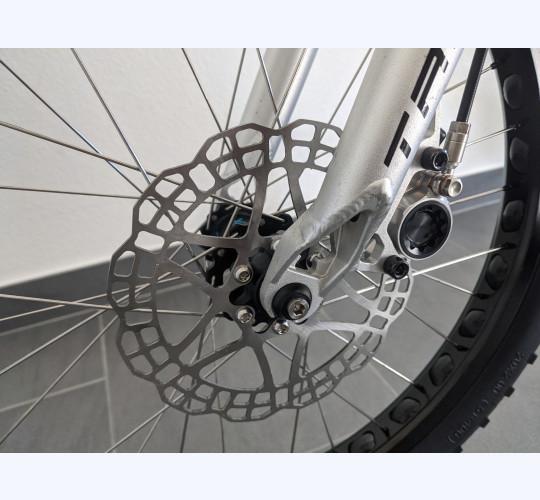 """Vélo-Trial 20"""" Rockman Manus 3 Excellent Etat (service en Juin 2021)"""