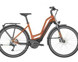 Elektrovelo, Bergamont, E-Horizon Edition Amsterdam, Bosch Performance, orange, 44, 2 Jahre Garantie