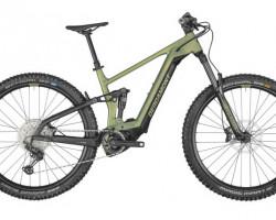 E-Bike, Bergamont, E-Trailster, Pro, olive, M, 2 Jahre Garantie