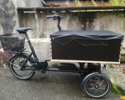 2021 chike e-cargo Transportrad Cargo inkl. Zubehör