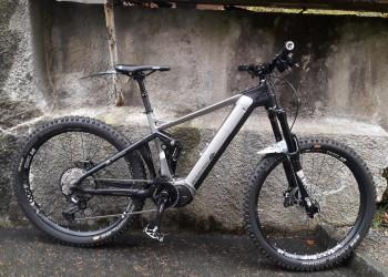 2021 Bergstrom ATV 940 M Shimano 170mm