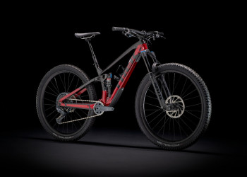 Trek Fuel Ex 9.8 Gx Ml 29 Wheel Raw Carbonrage Red
