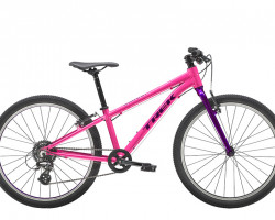 "Trek Wahoo 24"" Wheel Flamingo Pinkpurple Lotus"