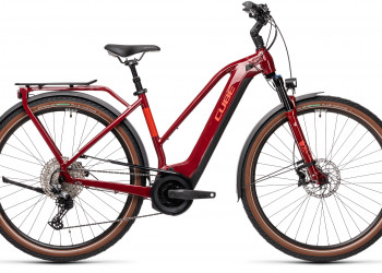 Cube Touring Exc / Red N' Grey