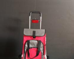 Andersen Shopper Manufaktur Einkaufs-Anhänger rot