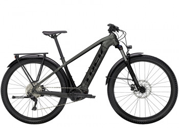 Trek Powerfly Sport 4 Equipped L 29 Wheel Lithium Greytrek Black