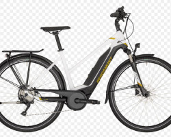 E-Bike, Bergamont, E-Horizon, 7.0, weiss, 48, 2 Jahre Garantie