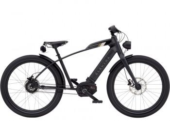 Electra Cafe Moto Go 26 Wheel Matte Black