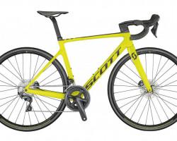 Scott Addict RC 30 yellow (TW)