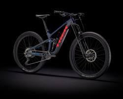 Trek Slash 9.8 Xt Ml 29 Wheel Carbon Blue Smoke