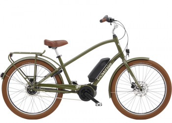 Electra Townie Go 5I Step-Over 26 Wheel Olive