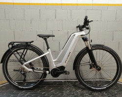 2022 Flyer Goroc 2 2.10 S silber Comf 95Nm 750Wh