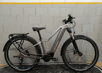 2022 Flyer Goroc 2 2.10 S silber Gents 750wh 95Nm
