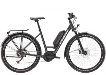 Trek Allant+ 5 Lowstep (Solid Charcoal)  (M)