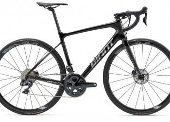 Giant Vélo Giant Defy Advanced Pro 0 (Carbon Smoke - Chrome - Charcoal)  (M)