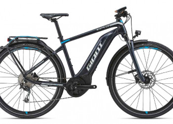 Giant Vélo Giant Explore E+ 2 GTS (Deep Blue)  (M)