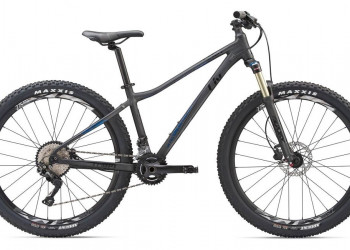 Giant Vélo Giant Liv Tempt 27.5 1 (Metallic Black - Chameleon Blue)  (L)