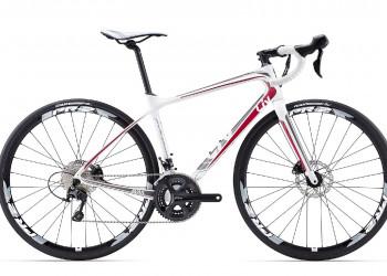 Giant Vélo Liv Avail Advanced 2 (White Berry)  (L)