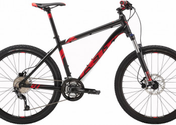 Felt Vélo Felt Six 70  (Black-Red-White)  (M)