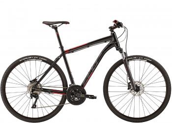 Felt Vélo Felt QX 80 Man Disc  (Black-Shadow-Red)  (48)