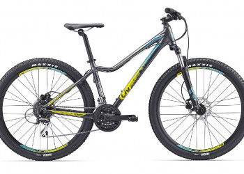 Giant Vélo Giant Liv Tempt 27.5 4  (Characoal-Yellow-Green)  (S)