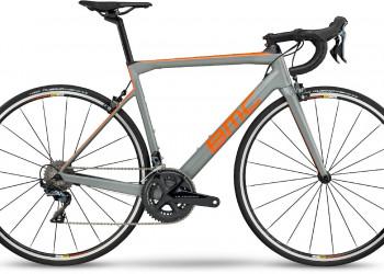 BMC Vélo BMC teammachine SLR02 ONE (Ultegra)  (Grey Orange)  (54)