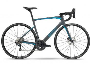 BMC Vélo BMC roadmachine 01 FOUR (Ultegra) (Grey Blue)  (56)