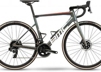 BMC Vélo BMC teammachine SLR ONE (Anthracite Prisma - White)  (58)