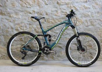 Fabien Bike VELO WHEELER 26 (occasion) TAILLE S  (Bleu)  (Unitaire)
