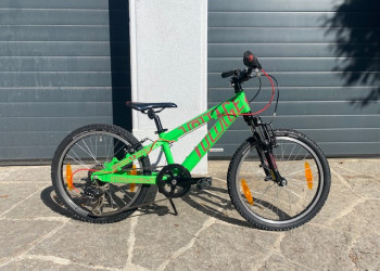 Fabien Bike VELO SCOTT JR 20 (Vert)  (Unitaire)