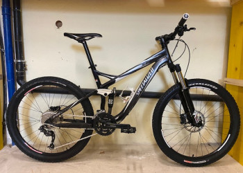 Fabien Bike VELO SPECIALIZED XC, TAILLE S (Noir)  (Unitaire)
