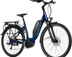 KRISTALL B-Sport Komfort blau
